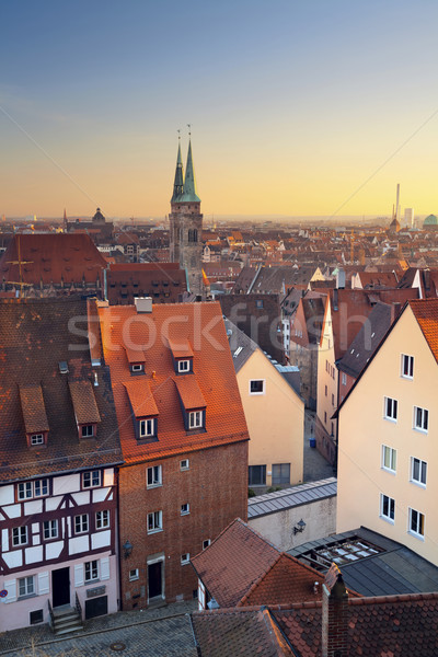 Nuremberg. Stock photo © rudi1976