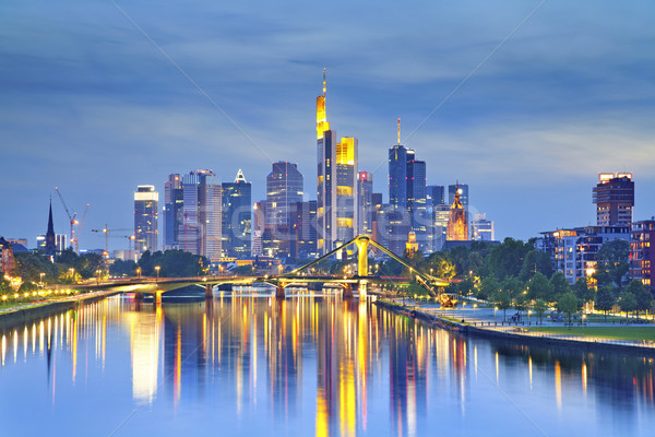 Frankfurt am Main. Stock photo © rudi1976