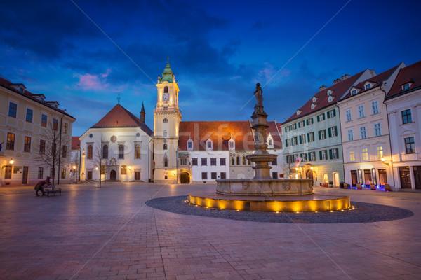 Bratislava. Stock photo © rudi1976