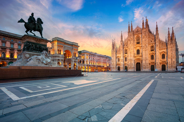 Milan. Stock photo © rudi1976