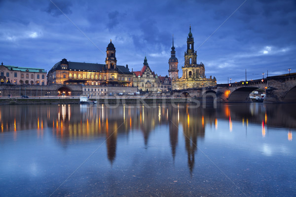 Dresden. Stock photo © rudi1976