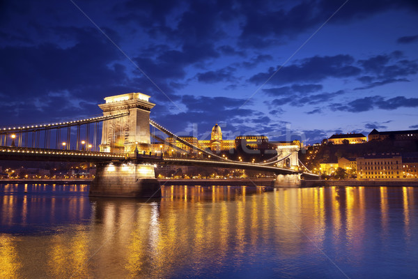 Budapest. Stock photo © rudi1976