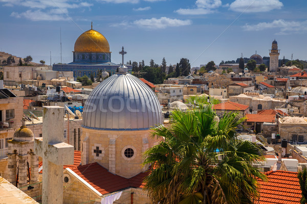 Jerusalem. Stock photo © rudi1976