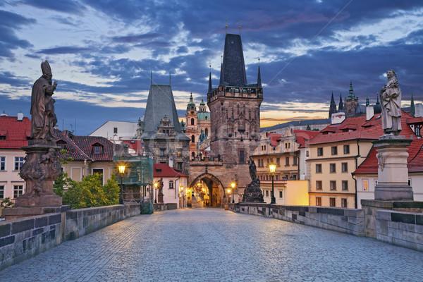 Prague. Stock photo © rudi1976