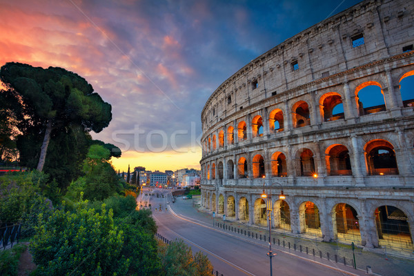 Colosseum. Stock photo © rudi1976