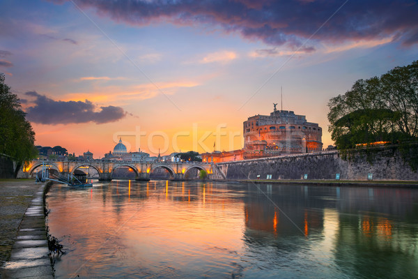 Rome. Stock photo © rudi1976