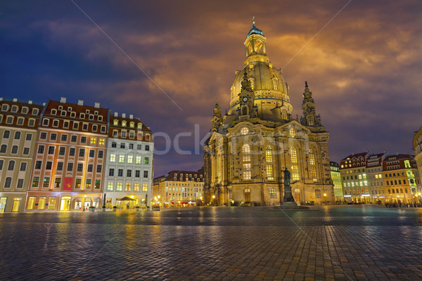 Dresden afbeelding Duitsland Stockfoto © rudi1976