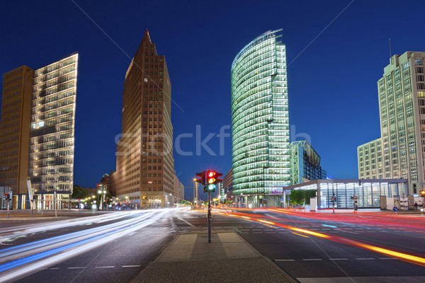 Potsdamer Platz Berlin. Stock photo © rudi1976