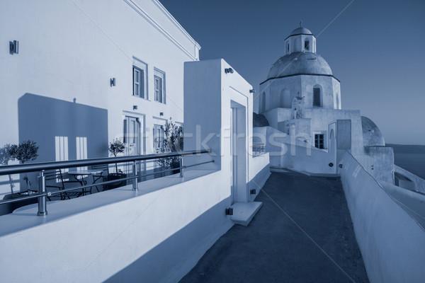 Thira, Santorini. Stock photo © rudi1976