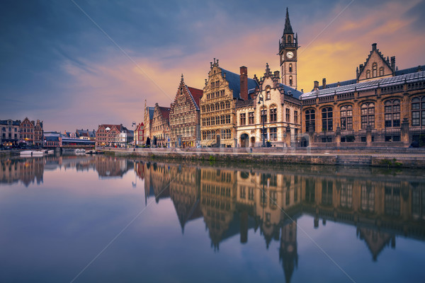 Ghent. Stock photo © rudi1976