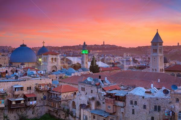 Jerusalem. Stock photo © rudi1976