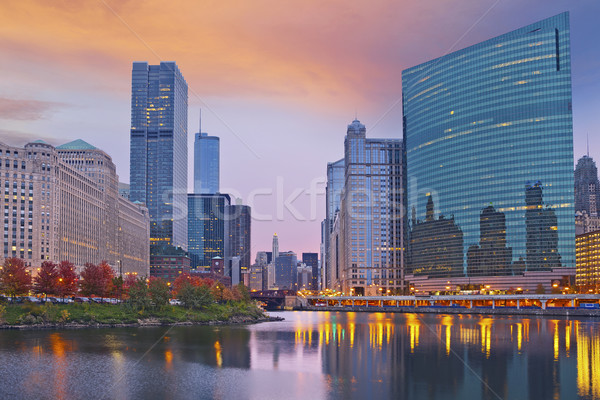 Chicago. Stock photo © rudi1976