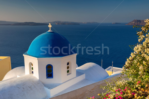 Oia, Santorini. Stock photo © rudi1976