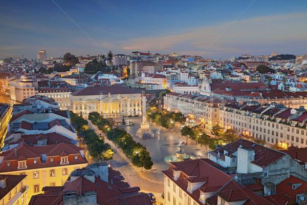 Lisbon. Stock photo © rudi1976