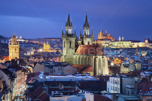 Prague. Stock photo © rudi1976