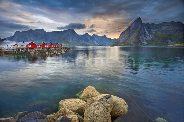 Lofoten Islands. Stock photo © rudi1976