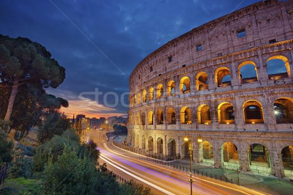 Колизей изображение Рим Сток-фото © rudi1976