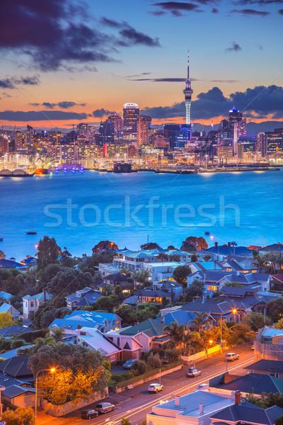 Auckland. Stock photo © rudi1976