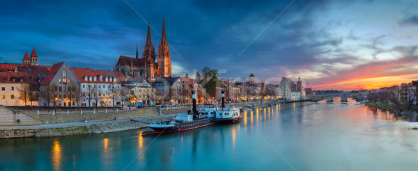 Regensburg. Stock photo © rudi1976