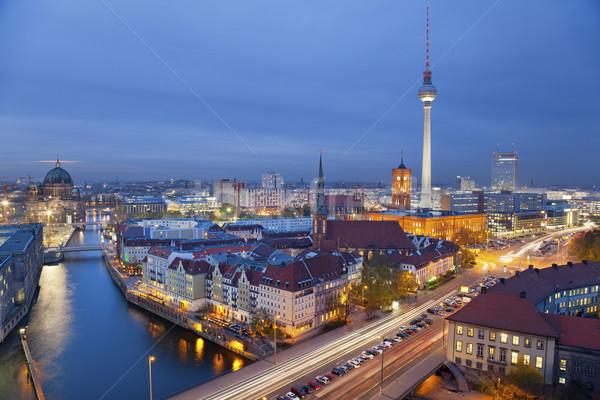 Berlin. Stock photo © rudi1976