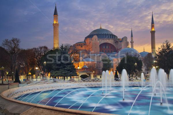 Istambul imagem Turquia Foto stock © rudi1976