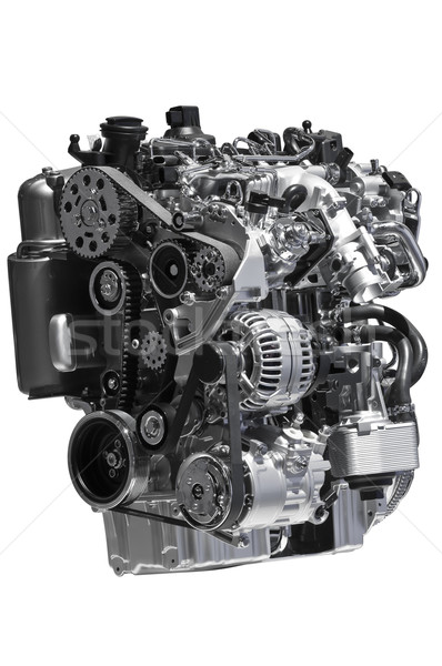 Diesel car engine Stock photo © rudi1976