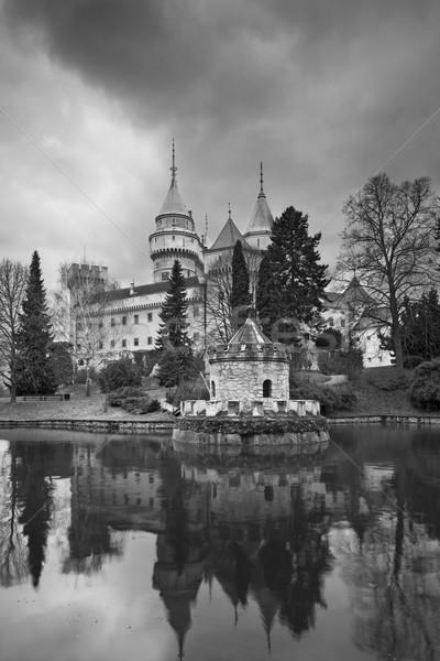 Fairytale Castle. Stock photo © rudi1976