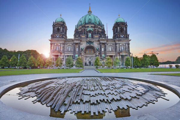 Berlin Cathedral. Stock photo © rudi1976