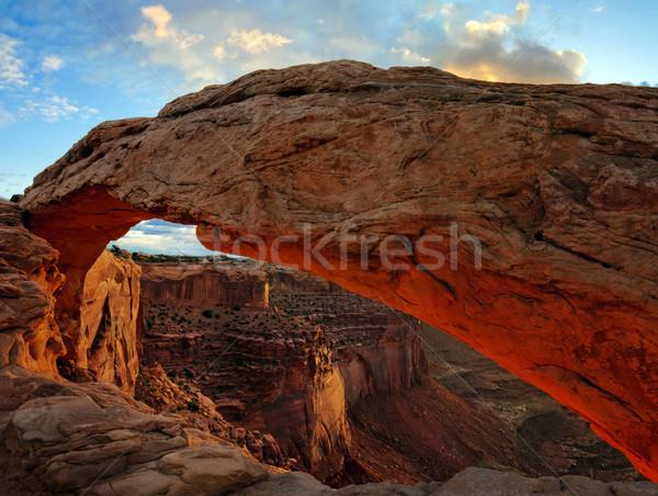 Mesa Arch Stock photo © rudi1976