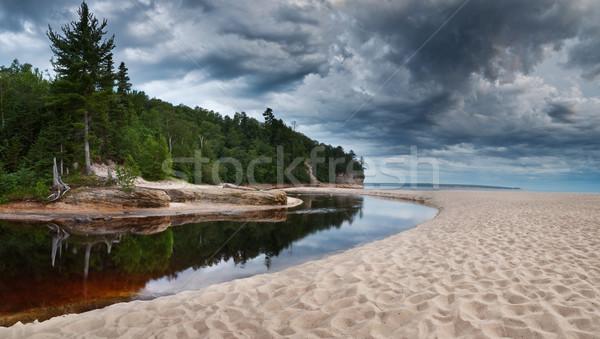 Michigan Landscape. Stock photo © rudi1976