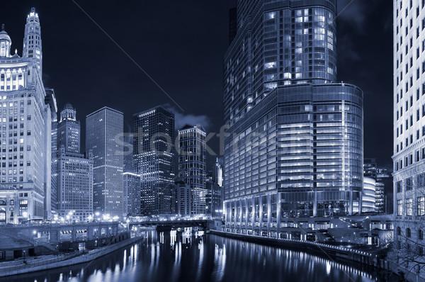 City of Chicago Stock photo © rudi1976