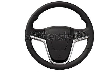 Kierownica obraz nowoczesne Zdjęcia stock © rudi1976