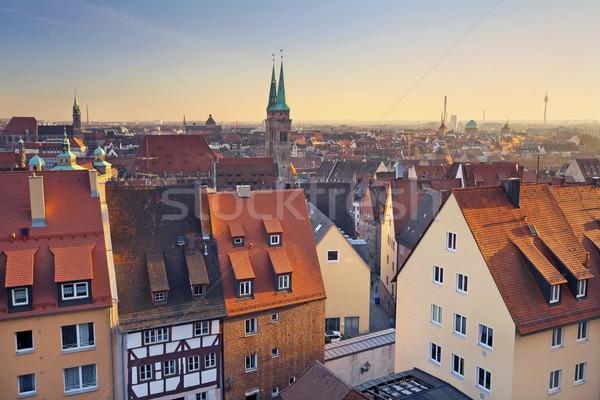 Nuremberg. Stock photo © rudi1976
