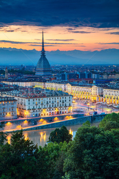 Turin. Stock photo © rudi1976