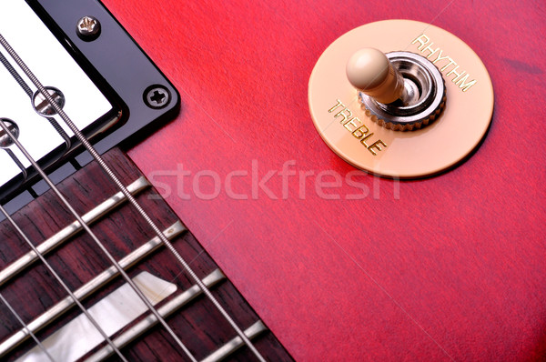 Guitar Stock photo © ruigsantos