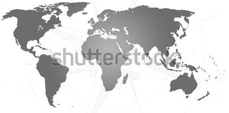World Map Stock photo © ruigsantos