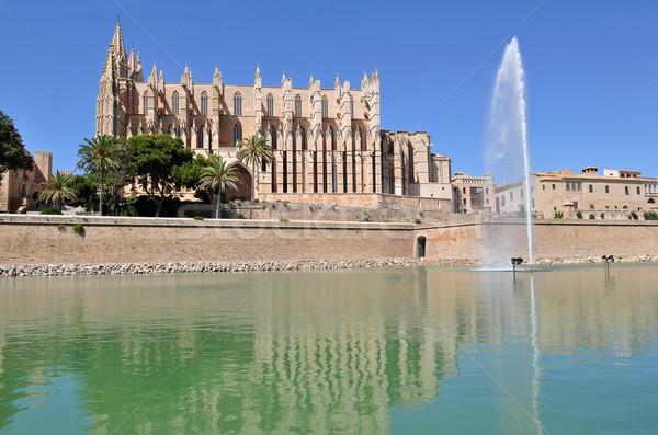 Mallorca Cathedral Stock photo © ruigsantos