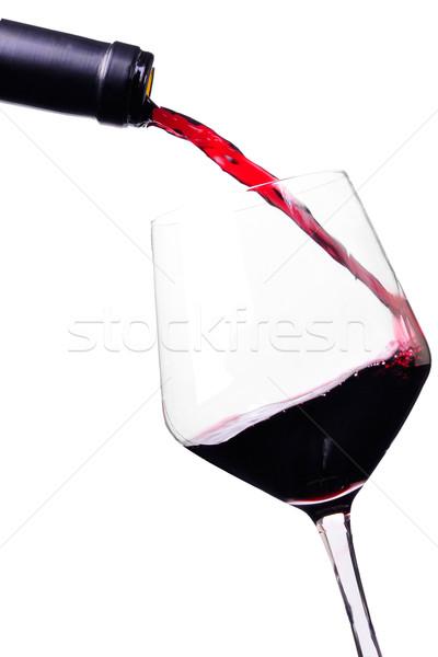 Red Wine Stock photo © ruigsantos