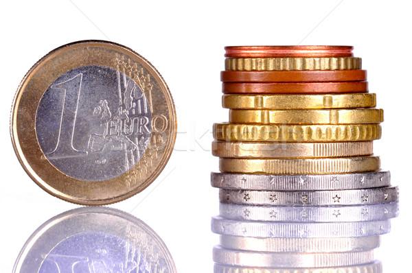 Euro Money Stock photo © ruigsantos