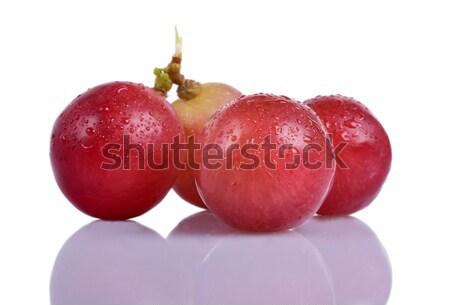 Red grapes Stock photo © ruigsantos