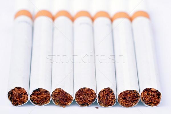 グループ タバコ アップ サイド 健康 煙 ストックフォト © ruigsantos