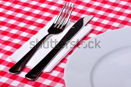 Ready to Eat Stock photo © ruigsantos