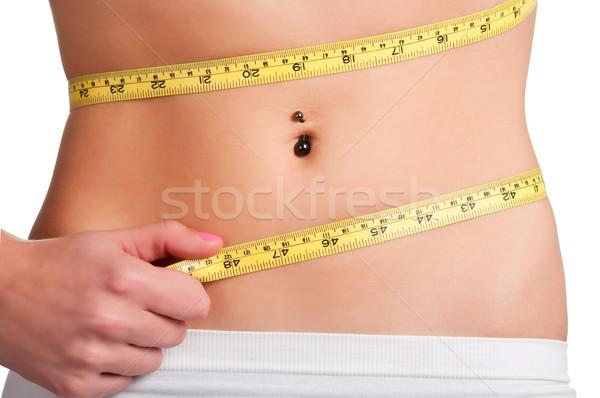 Diet Time Stock photo © ruigsantos