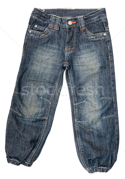 Baby jeans with pocket Stock photo © RuslanOmega