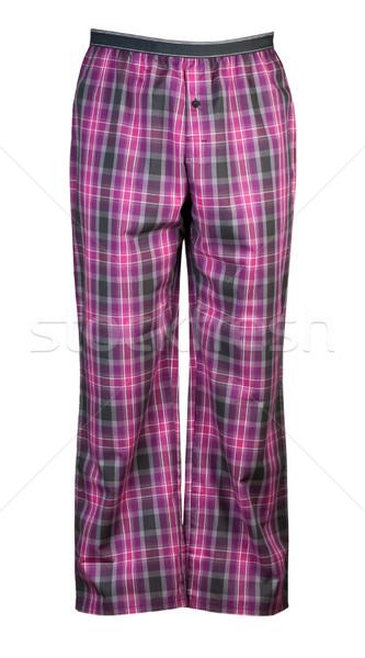 plaid pants Stock photo © RuslanOmega