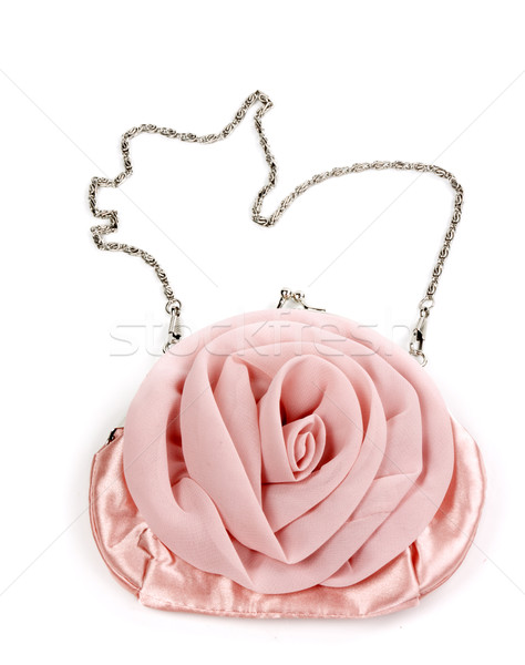 pink ladies small pouch Stock photo © RuslanOmega