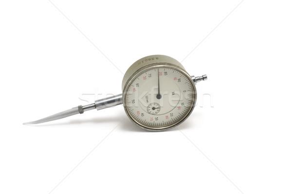индикатор тип миллиметр отображения старые свет Сток-фото © RuslanOmega