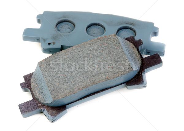 Set of brake pads Stock photo © RuslanOmega
