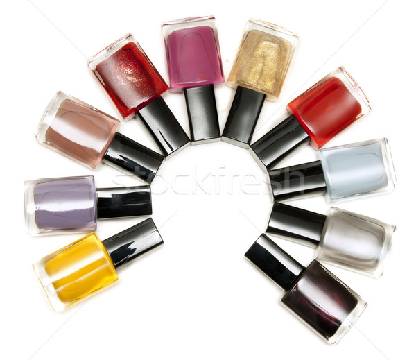 Varnish for nail Stock photo © RuslanOmega