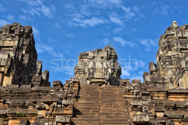 Angkor Wat , Cambodia Stock photo © RuslanOmega